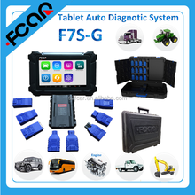 F7SG Gasoline and Diesel Heavy Duty Truck Diagnostic Tools