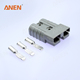 Anen Power Coaxial Electric Battery Connector 50A 600V with UL Certification