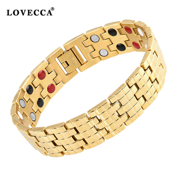 Best Health Energy Magnetic Anium Jewelry Negative Ion Bracelet