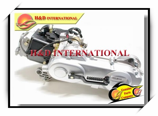 GY6-50cc-long engine Motorcycle engine,Genuine 50cc 110cc 125cc 150cc 200cc 250cc 500cc 700cc CG engine scooter engine