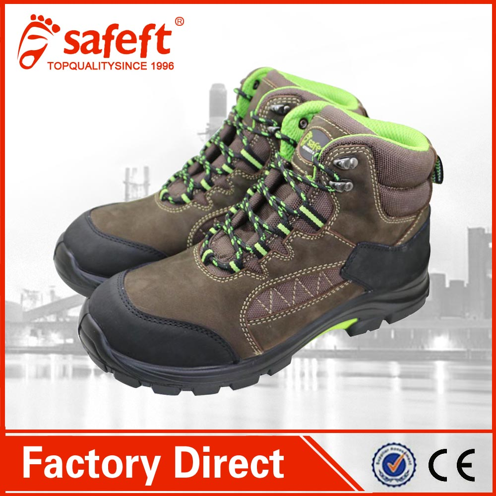 High Quality China Manufacturer Action leather safety shoes steel toe cap