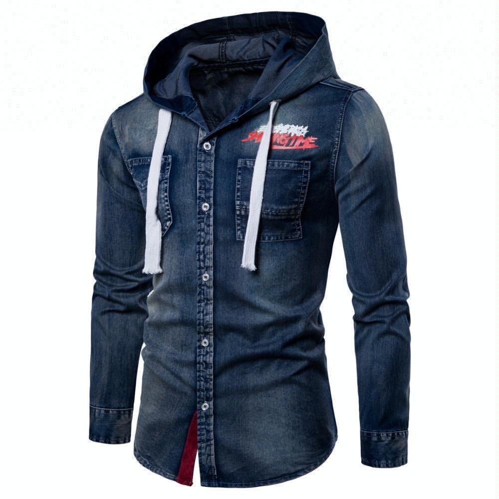 5ee3262f6e China Fashion Denim Shirt
