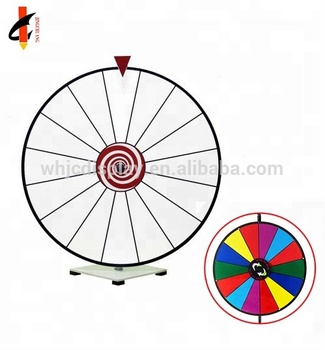 Factory Christmas Party Tabletop 24''/60cm Spin Game Prize Wheel - Buy Spin  Game Prize Wheel,Tabletop 24''/60cm Spin Game Prize Wheel,Christmas Party