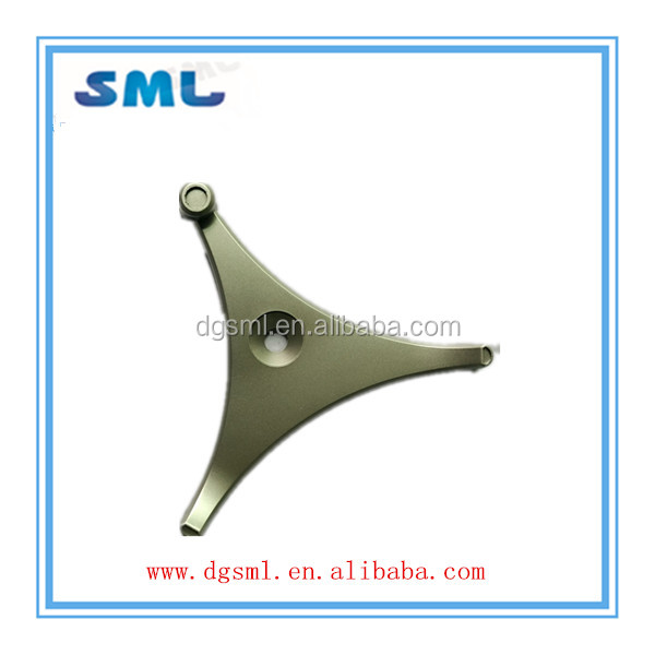 Plastic part injection mould plastic injection molding for PP bracket