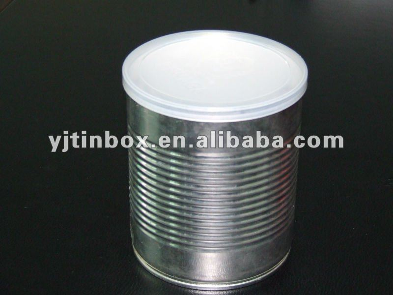 air tight printed empty dairy milk powder cans