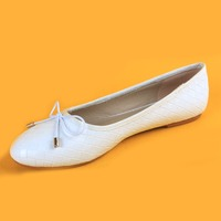 2018 Ladies flats wedding shoes girls ballerina for women