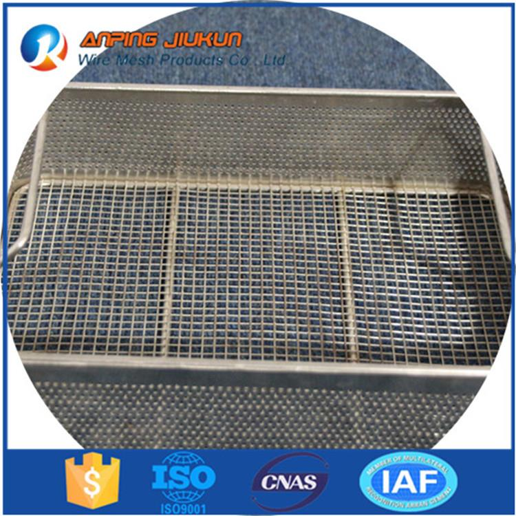 Plastic mesh nylon baskets food wire mesh strainer made in China