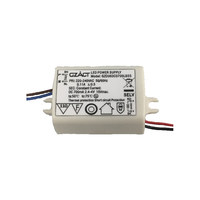 Mini Driver 220-240Vac 3W 2.4-4V 700mA Led Power Supply