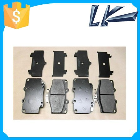 Auto Brake Systems Toyota genuine Brake Pads for 4Runner KZN130/ VZN130 04465-35140 Car Parts