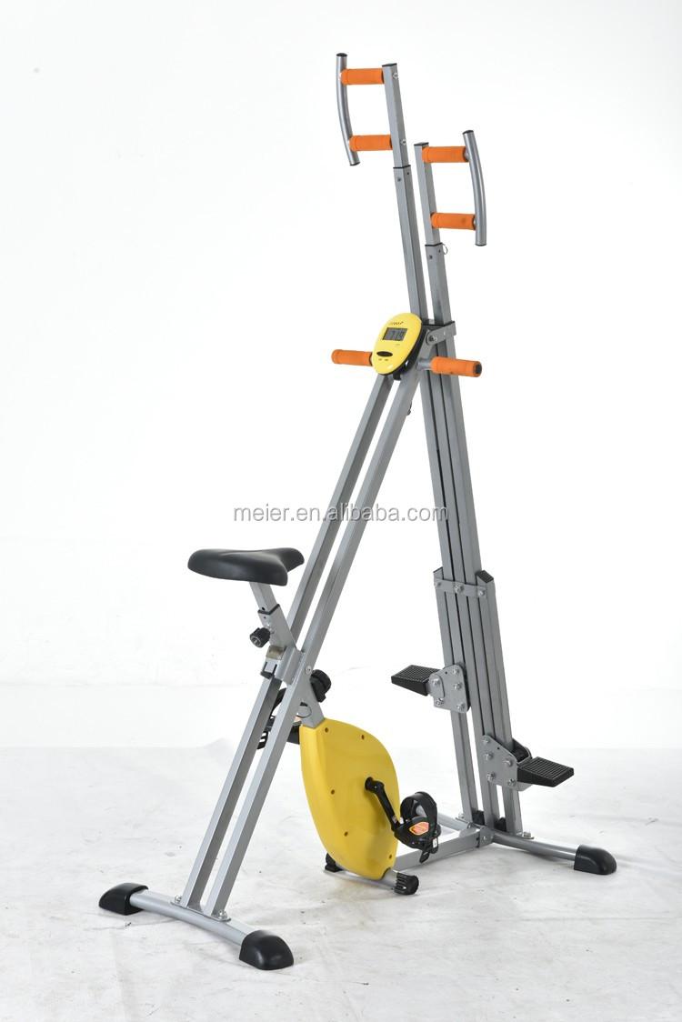 Emer Vertical Climber Slim Exercise Machine Xj-cm-04 - Buy ...