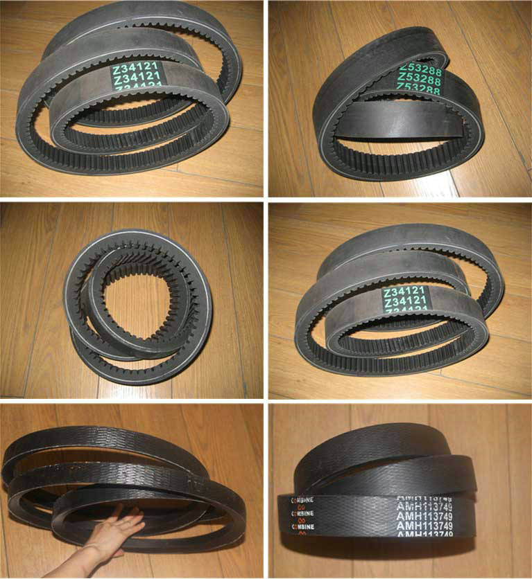 machine v belts