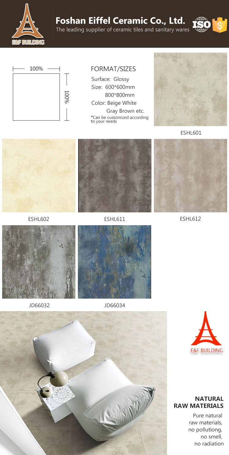 E&F Building inside floor tiles rustic wall ceramic tiles italy 800x800 archaized tiles
