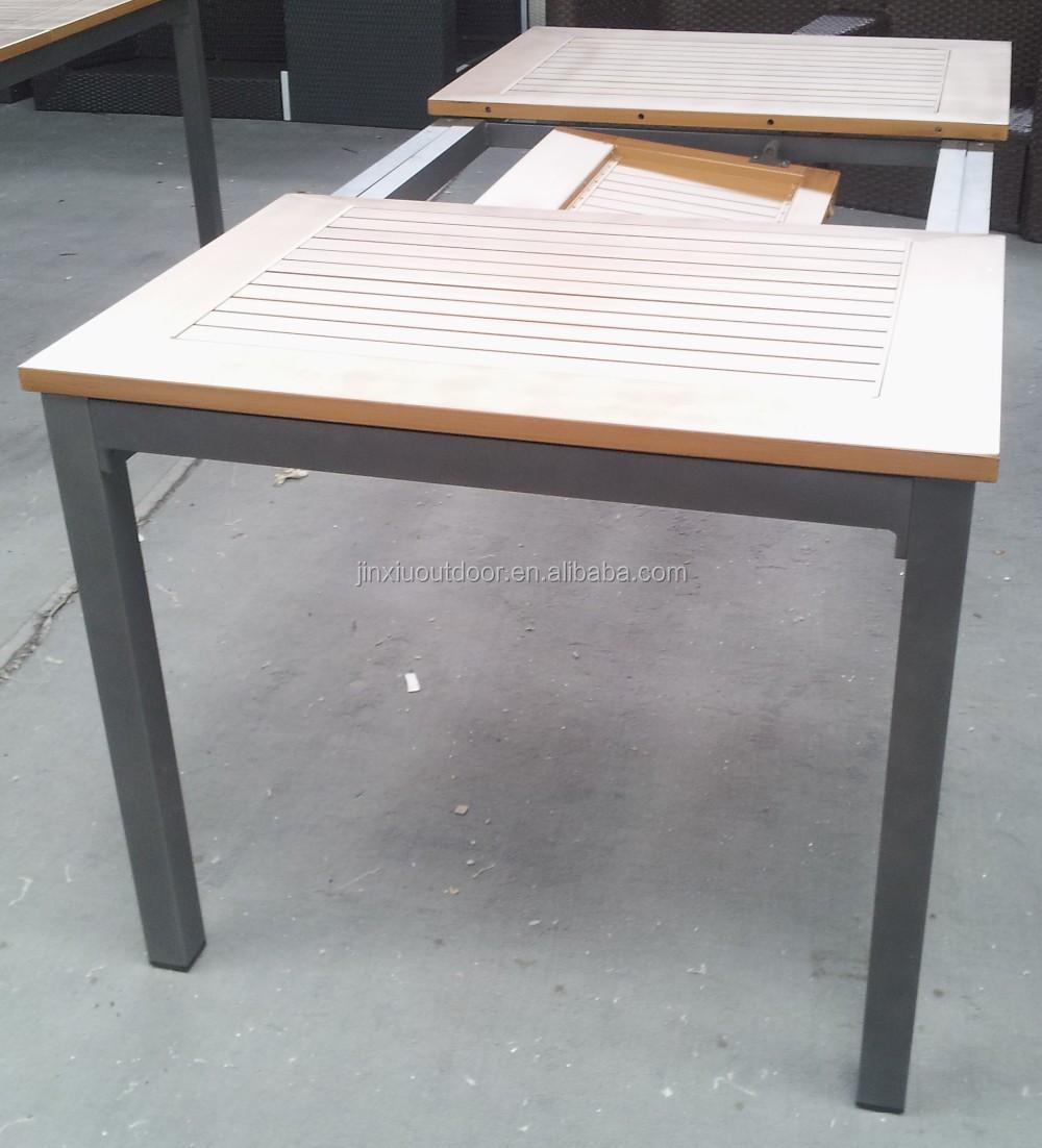 aluminium glas top garten erweiterung esstisch jx-2115 - buy, Esstisch ideennn