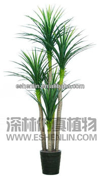 nearly natural 6ft artificial pineapple yucca,artificial agave plant