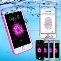 Ultra Slim Luxury Shockproof Hybrid Rubber Waterproof Soft Silicon TPU Touch Case Back Cover For Iphone 5