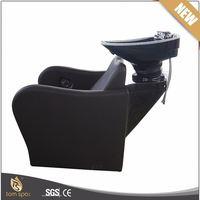 TS-8018B Push-pull design high quality luxury salon furniture modern shampoo bowl chair