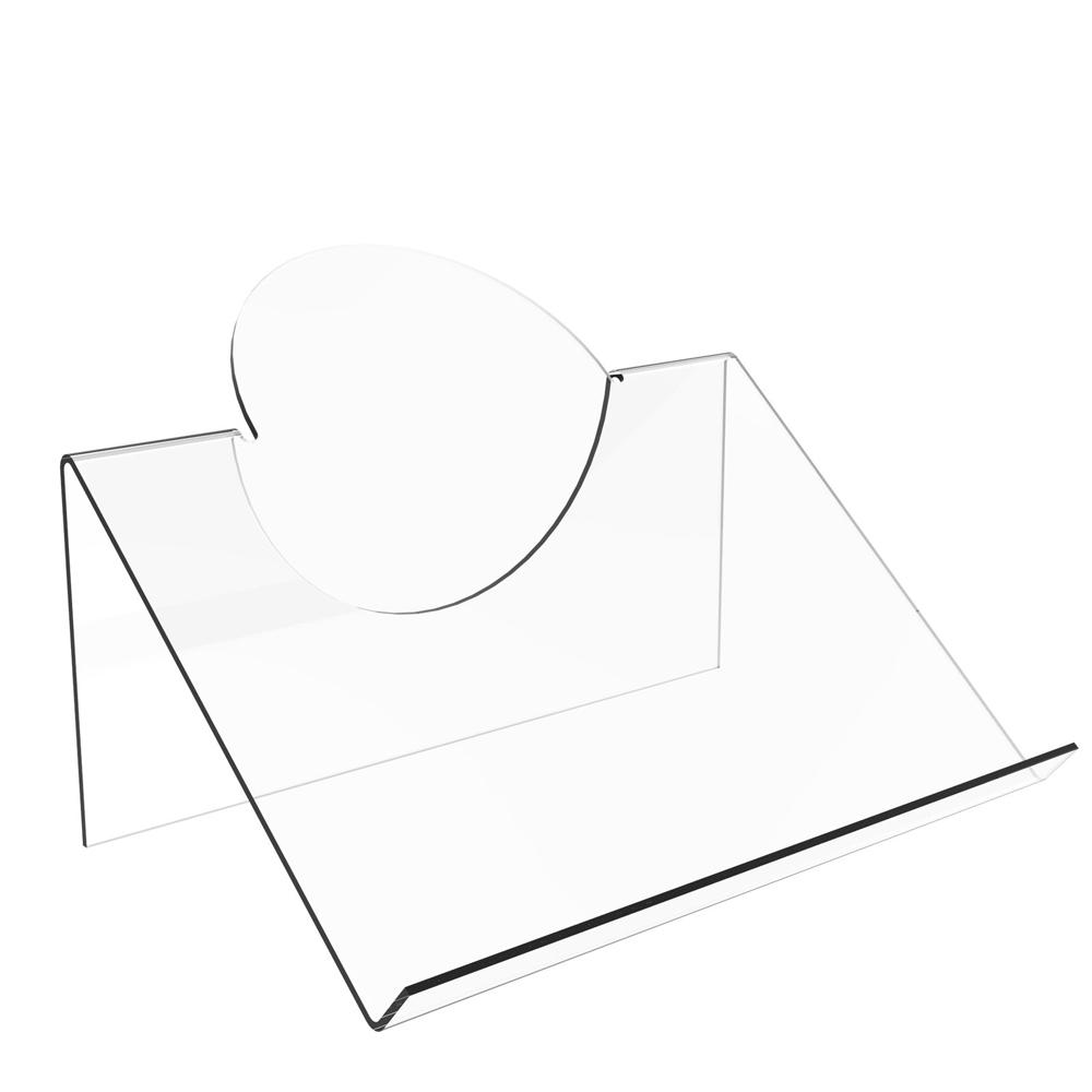 Plexiglas-Rezept-Buch-Halter