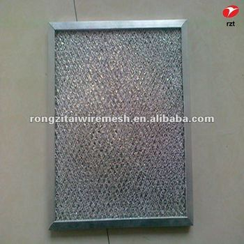 Air Conditioning Aluminum Foil Air Filter Mesh Buy Air