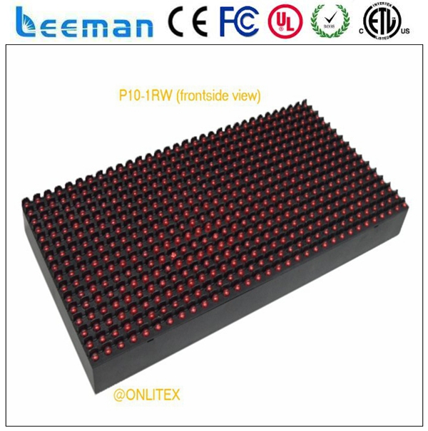 Free shipping leeman P10 LED module usb small led display alibaba <strong>express</strong> in electronics