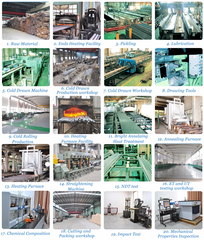 GB/T3093 Diesel Engine High-pressure Diesel Engine High-pressure Seamless Steel Pipes