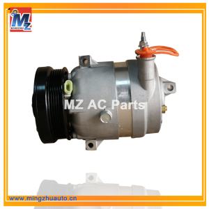 China Auto AC Compressor Manufacturer V5 OE # 95907421/96801208/730057/15-22234