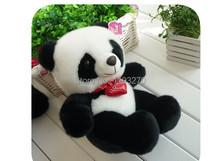 stuffed animal 30cm panda plush toy i love you red heart panda soft doll gift w3153