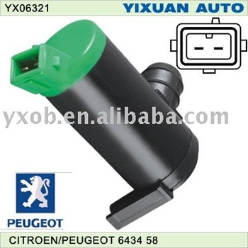 auto engine cooling system water pump for peugeot