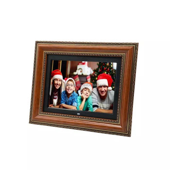 Pros 2018 Hot Selling All Sizes Frameless Glass Clip Photo Frame