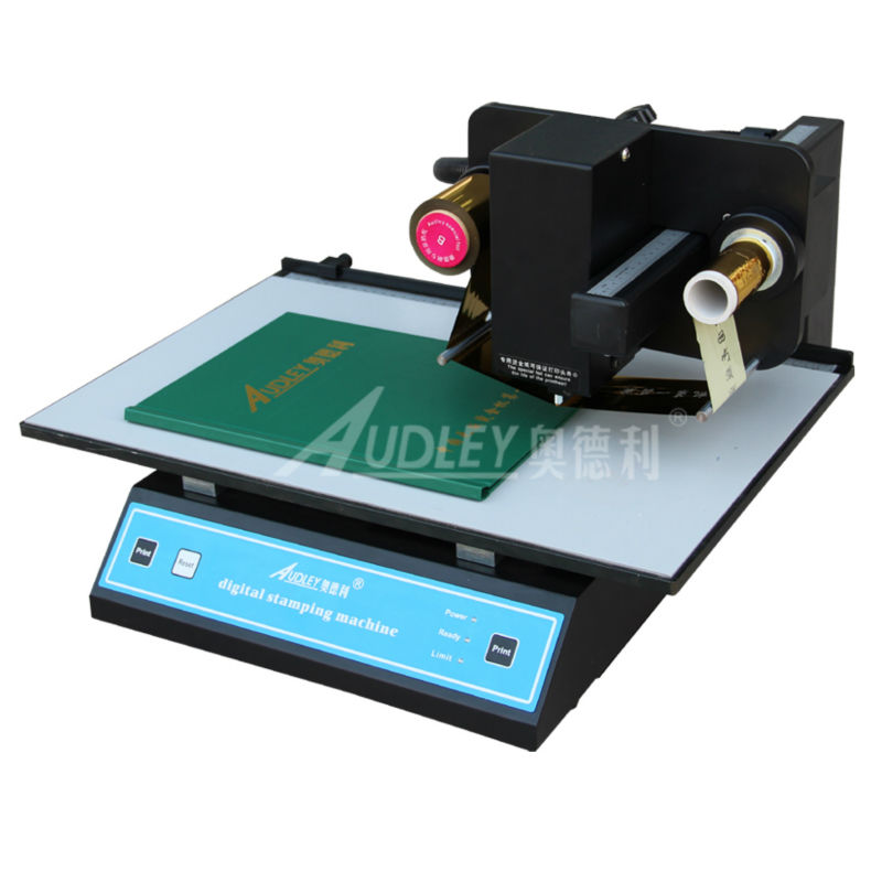 portable hot stamping machine digital foil printing machine ADL-3050A