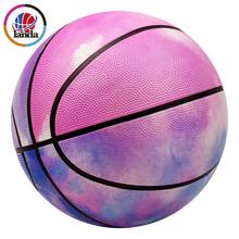 cheap inflatable rubber basketball in bulk