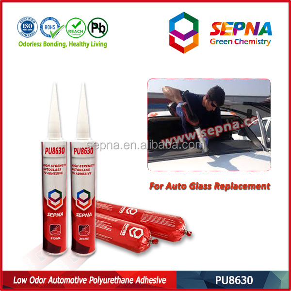 single component low modulus polyurethane/ pu sealant for windshield