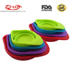 4-piece Reusable BPA Free Silicone Measuring Cups Set
