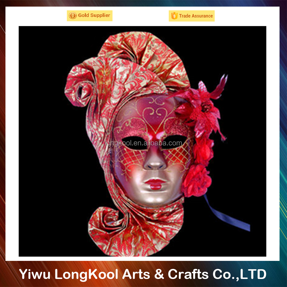 High quality wholesale carnival dance mask masquerade venetian mask