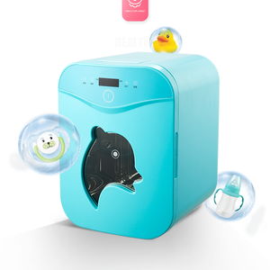 Multifunction UV Light 16L OEM ODM Electric Baby Feeding Bottle Sterilizer And Dryer