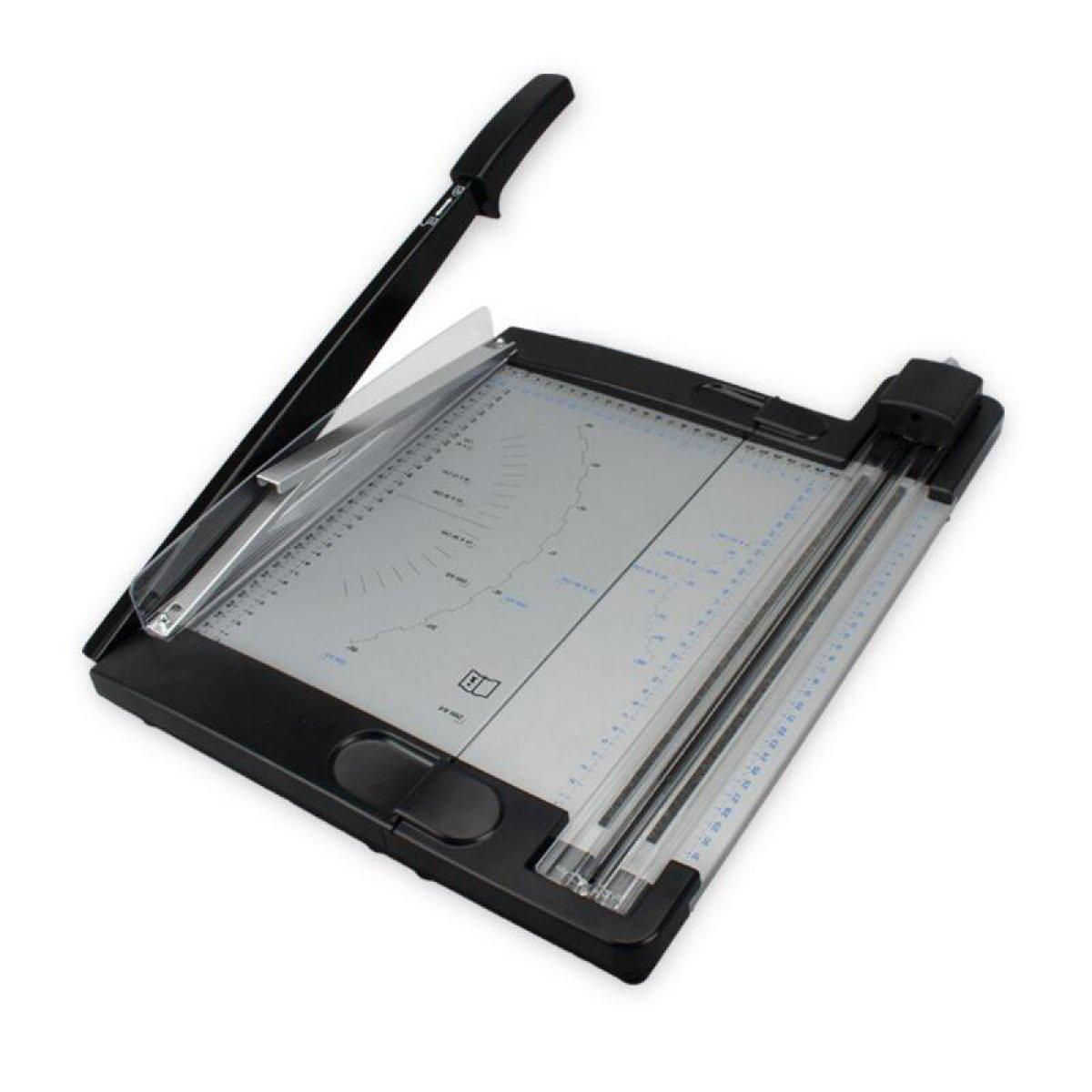 Get Quotations · Paper Cutter A4 Manual Paper Cutter Paper Cutter Photo  Cutter Craft Cutter File Cutter