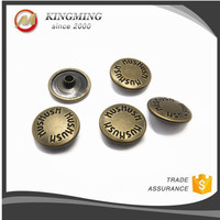 15mm Metal Rivets Studs For Leather Bags