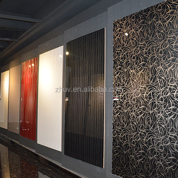 High Gloss Mdf Panel Uv Mdf Boards For Kitchen Furniture