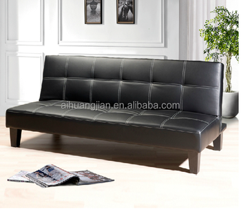 China Cheap Price Sofa Bed Designs,synthetic Leather Sofa Bed,modern Design  Sofa Cum