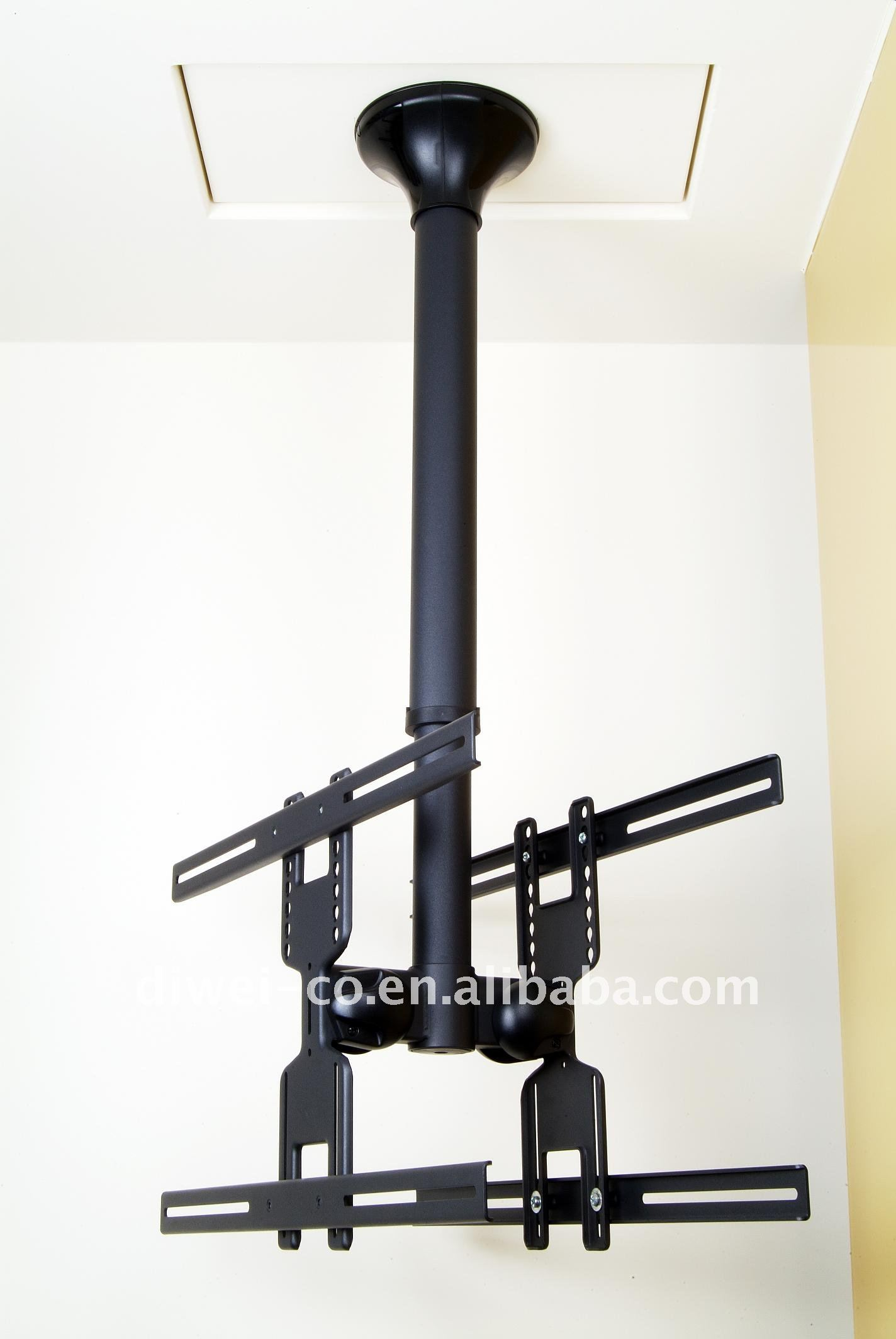 lcd tv ceiling mount bracket lcd tv ceiling mount bracket suppliers and at alibabacom - Tv Ceiling Mount