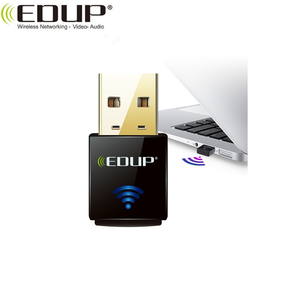 EDUP hot selling EP-N1557 300Mbps mini usb wifi adapter in stock