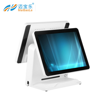 automatic supermarket cheap cashier machine electronic ticket cash register windows device