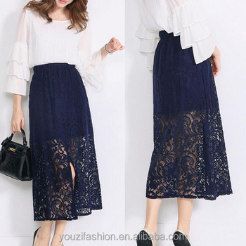 Latest Skirt Design Pictures Of Long Lace Skirts Party Wear