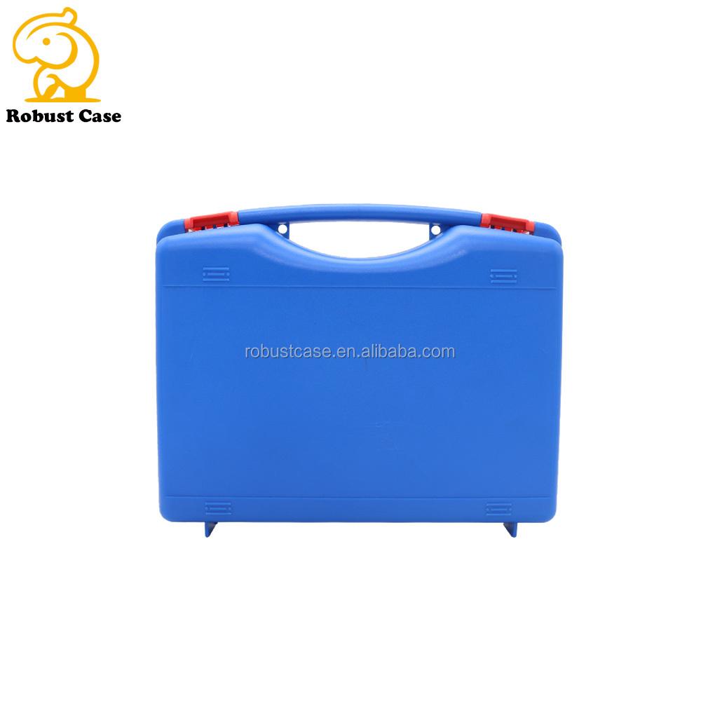 High security Portable Professional plastic briefcase equipment toolbox