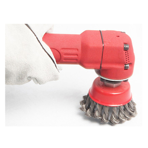 Good Quality IMPA592071 Pneumatic Derusting Brush