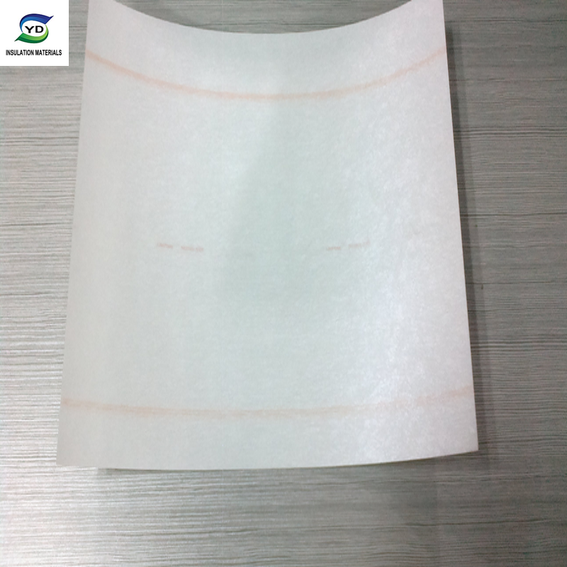 High property for slot wedged electrical insulation materials nhn6650