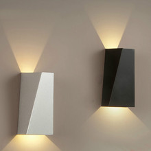 2017 New product indoor LED lighting wall lamp Modern Living Room Lights Led Wall Lamp Staircase Aisle Creative Lamp
