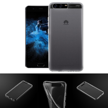 For Huawei p10 soft tpu clear case , ultra slim phone case cover for huawei p10 mobiles