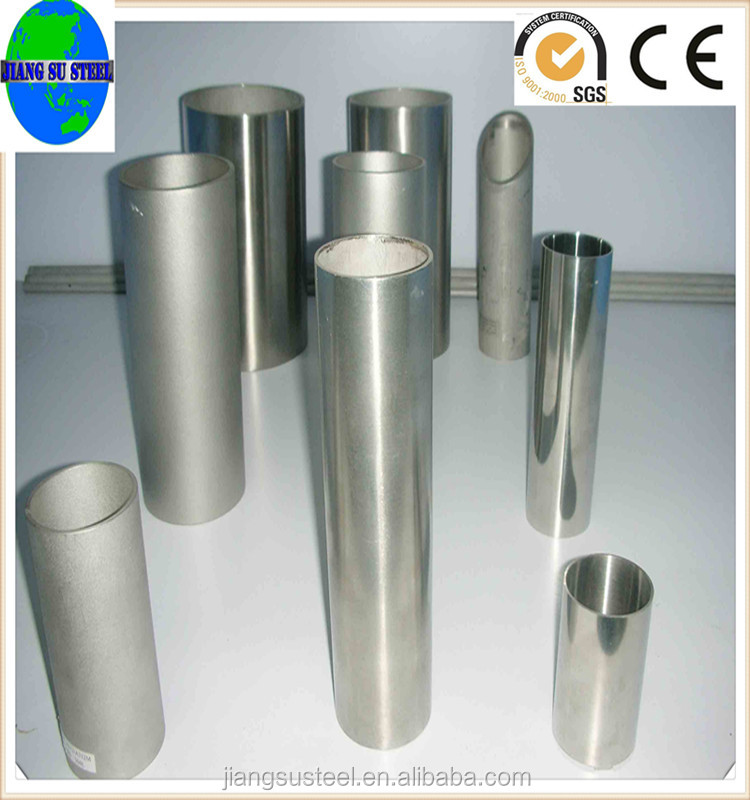 polishing,annealing,bright annealing and acid pickling stainless steel pipe