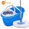 Witorange PP Mop Head Material and Stainless Steel Pole Material 360 rotate magic mop bucket 2 heads as seen on TV