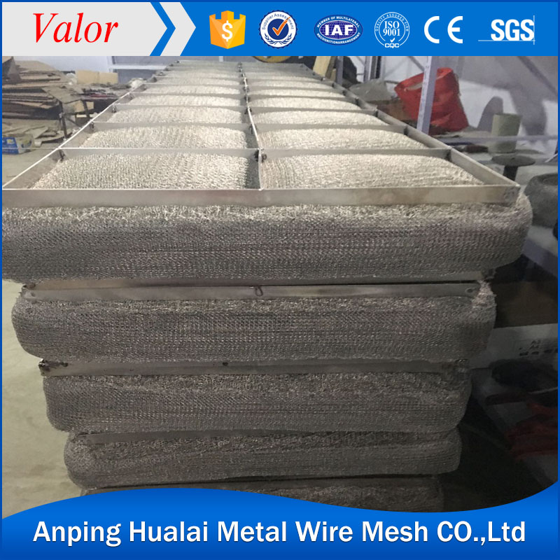 good quality filter wire gauze demister
